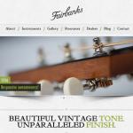 guitar-website