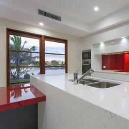 Contemporary Kitchen Real Estate Photo